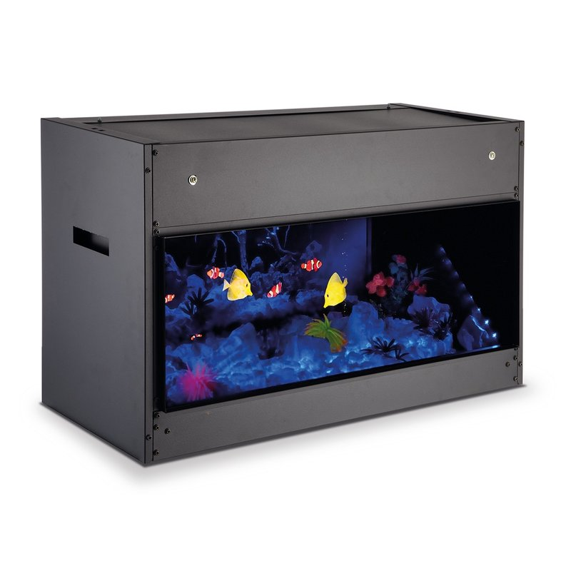 Aquarium Dimplex OptiV cu tehnologie 3D